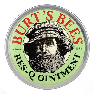 Burt's Bees 100% Natural Res-Q Ointment  0.6 Ounces
