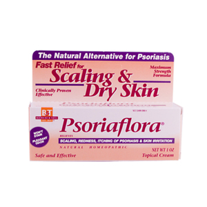 Boericke & Tafel  Psoriaflora  Topical Cream  1 oz
