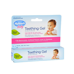 Hyland's  Baby  Teething Gel  0.5 oz (14.7 ml)