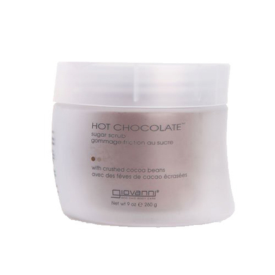 Giovanni  Hot Chocolate  Sugar Scrub  9 oz (260 g)
