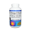 Natural Factors  Rx Omega-3 Factors  630 mg  240 Softgels